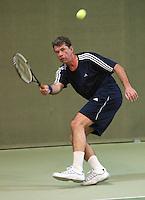 12-03-11, Tennis, Rotterdam, NOVK,  Michiel Schapers