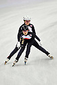 PyeongChang 2018: Short Track Speed Skating: Women's 3000m Relay Heat