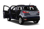 Car images close up view of a 2018 Ford EcoSport SE 5 Door SUV doors