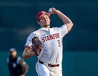 Stanford Baseball v Pacific, April 14, 2021