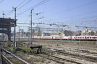 - Milano, scalo ferroviario della Stazione Centrale<br /> <br /> - Milan, Central Station railway station