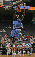 C/F JaMychal Green (Montgomery, AL / St. Jude) dunks the ball during the NBA Top 100 Camp held Friday June 22, 2007 at the John Paul Jones arena in Charlottesville, Va. (Photo/Andrew Shurtleff)