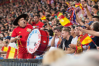 Manolo 'el del bombo' during match between Spain and Italy to clasification to World Cup 2018 at Santiago Bernabeu Stadium in Madrid, Spain September 02, 2017. (ALTERPHOTOS/Borja B.Hojas)