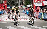 Stage 14: San Vicente de la Barquer to Oviedo (188km)<br /> La Vuelta 2019<br /> <br /> ©kramon