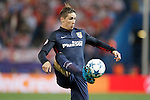 Atletico de Madrid's Antoine Griezmann during Champions League 2015/2016 match. September 30,2015. (ALTERPHOTOS/Acero)