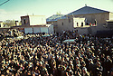 Iran 1979.Demonstration in Oshnaviyeh<br />