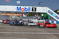 RACE - 12 HOURS AT SEBRING ROUND 2 03/17-20/2021