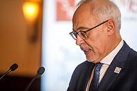 ministre leitao Chambre commerce Roussillon Golf Laprairie Decembre 2018<br /> <br /> <br /> PHOTO :   Agence Quebec Presse