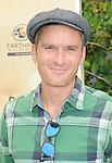 Balthazar Getty attends Last Night I Swam with a Mermaid  book launch Earth Day celebration hosted by Kimberly & Michael Muller and Philippe Cousteau at the Annenberg Community Beach House in Santa Monica, California on April 22,2012                                                                               © 2012 DVS / Hollywood Press Agency
