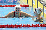 Toronto, Ontario, August 12, 2015. Camille Berube competes in the swimming during the 2015 Parapan Am Games . Photo Scott Grant/Canadian Paralympic Committee