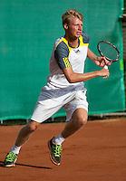2013-08-13, Netherlands, Raalte,  TV Ramele, Tennis, NRTK 2013, National Ranking Tennis Champ,  Roel Oostdam<br /> <br /> Photo: Henk Koster