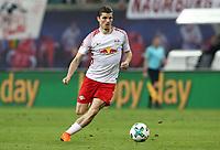 Marcel Sabitzer      <br /> 1. Bundesliga /  2017/2018 / 09.04.2018 / RB Leipzig RBL vs. Bayer 04 Leverkusen 180409065 /        *** Local Caption *** © pixathlon<br /> Contact: +49-40-22 63 02 60 , info@pixathlon.de