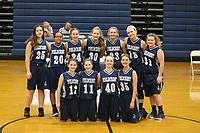 8th Grade Girls Basketball 12/1/17
