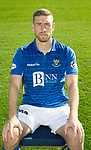 St Johnstone FC…Season 2019-20<br />David Wotherspoon<br />Picture by Graeme Hart.<br />Copyright Perthshire Picture Agency<br />Tel: 01738 623350  Mobile: 07990 594431