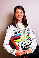 "BMX elite 20""and cruiser class world champion Sarah Walker. BikeNZ/SPARC World Champions media session at Sparc Headquarters, Wellington, New Zealand on Wednesday, 2 December 2009. Photo: Dave Lintott / lintottphoto.co.nz"
