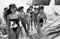 """- ?Miss Teenager 86""""  beauty contest (August 1986)....- concorso di bellezza """"Miss Teenager 86"""" (agosto 1986)"""