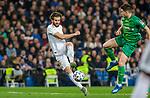Real Madrid CF's Nacho Fernandez  during quarterfinal Copa del Rey match. Feb 06, 2020. (ALTERPHOTOS/Manu R.B.)