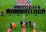 Opening Ceremony on Day 1 of the Cathay Pacific / HSBC Hong Kong Sevens 2013 at Hong Kong Stadium, Hong Kong. Photo by Manuel Queimadelos / The Power of Sport Images