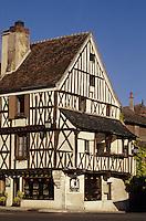Europe/France/89/Yonne/Chablis: Vieille maison