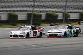 June 28, 2020:    #20: Harrison Burton, Joe Gibbs Racing, Toyota Supra Dex Imaging  the Pocono Green 225 at Pocono Raceway in Long Pond, PA.  (HHP/Andrew Coppley)