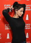 "Sarah Silverman attends the Atlantic Theater Company ""Divas' Choice"" Gala at the Plaza Hotel on March 4, 2019 in New York City."
