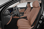 Front seat view of 2021 Mercedes Benz E-Class All-terrain-Avantgarde 5 Door Wagon Front Seat  car photos