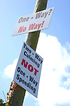 Frank Godfrey Oldbridge Protest