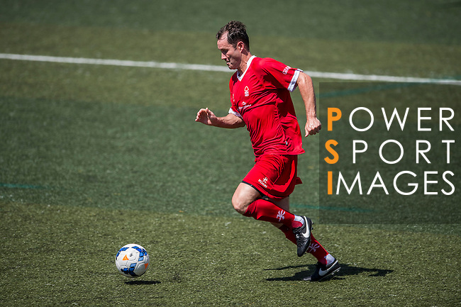 Nottingham Forest Mobsters vs USRC during the Day 3 of the HKFC Citibank Soccer Sevens 2014 on May 25, 2014 at the Hong Kong Football Club in Hong Kong, China. Photo by Victor Fraile / Power Sport Images