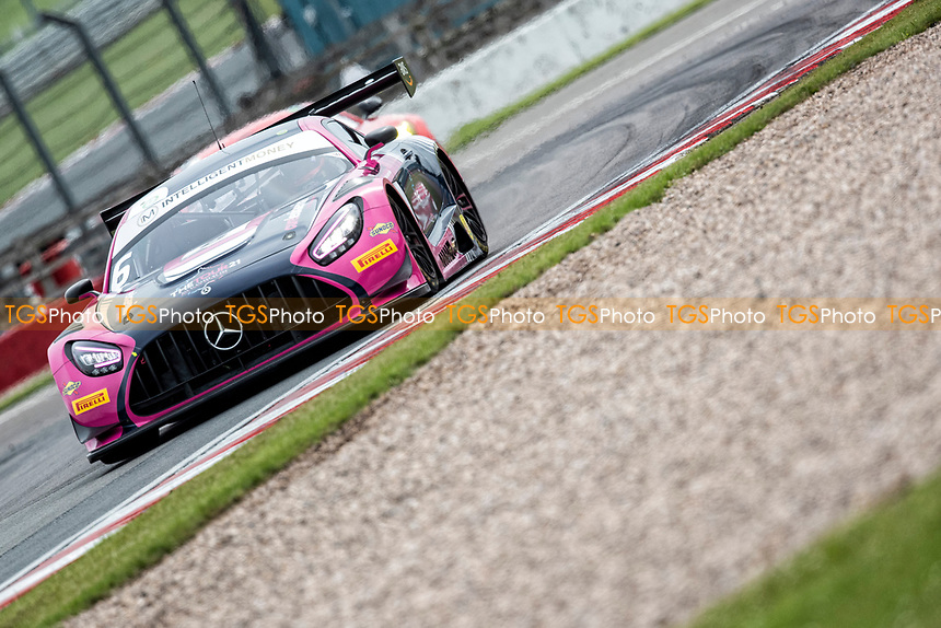 Ian Loggie & Yelmer Buurman, Mercedes AMG GT3, RAM Racing claimed pole position for the GT3 championship during the British GT & F3 Championship on 10th July 2021