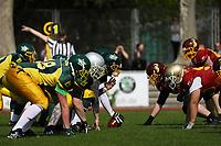 - 08.04.2017: Rüsselsheim Crusaders vs. Nauheim Wildboys, Stadion am Sommerdamm