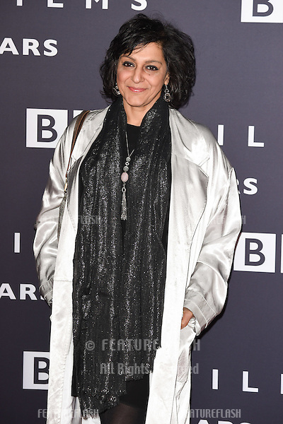 Meera Syal arrives for the BBC Films' 25th Anniversary Reception at Radio Theatre, New Broadcasting House, London. 27/03/2015 Picture by: Steve Vas / Featureflash