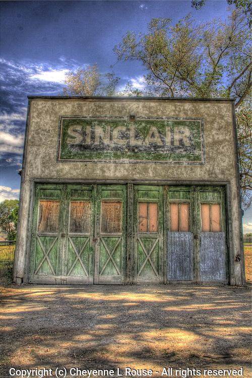Old Sinclair Station - Utah