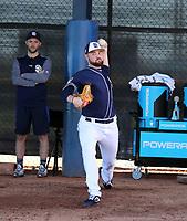 Logan Allen - San Diego Padres 2019 spring training (Bill Mitchell)