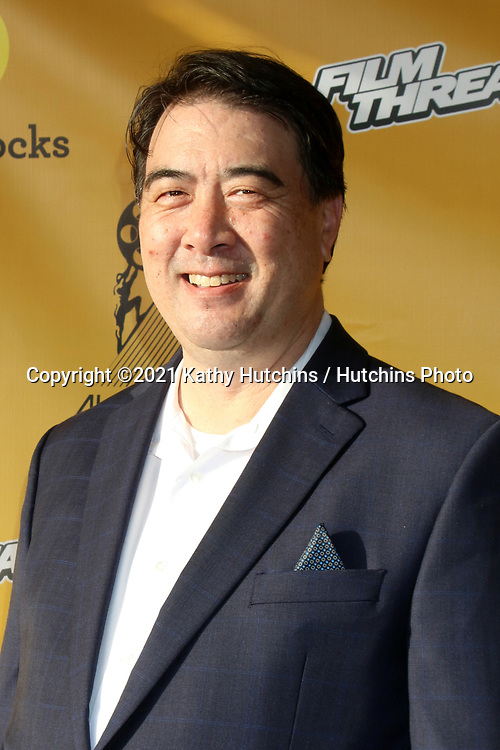 LOS ANGELES - APR 10:  Alan Ng at the Award This! 2021 LIVE Drive-In Awards  at the Mess Hall on April 10, 2021 in Tustin, CA