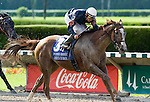 10 July 2010: Jessica Is Back and Jockey Elvis Trujillo winning the Princess Rooney Handicap at Calder Race Course in Miami Gardens, FL.