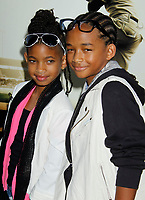 Jaden Smith; Willow Smith<br /> The Perfect Game Premiere<br /> 2010<br /> Photo By Russell EInhorn/CelebrityArchaeology.com