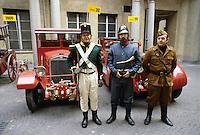- esposizione attrezzature d'epoca dei Vigili del Fuoco<br /> <br /> - exibition of Fire Brigade vintage equipments
