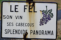 Europe/France/Auvergne/12/Aveyron/Entraygues-sur-Truyère: Vignoble du Fel