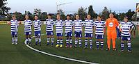 AA Gent Ladies - FC Utrecht :<br /> Ploeg van AA Gent<br /> foto VDB / BART VANDENBROUCKE