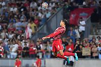 2021 Pre Season Football Friendly FC Liverpool v Hertha BSC Jul 29th