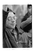 Defile de la Saint_patrick , le 17 mars 2002<br /> <br /> PHOTO : Agence Quebec Presse