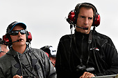 Tony Hirschman spotter for #18: Kyle Busch, Joe Gibbs Racing, Toyota Camry M&M's Caramel