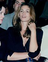 Cindy Crawford 1996<br /> Photo By John Barrett-PHOTOlink.net / MediaPunch