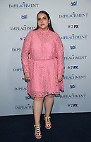 """NEW YORK CITY - JULY 26: Beanie Feldstein attends a special screening and dinner for the FX limited series """"Impeachment: American Crime Story"""" at The Pool on July 26, 2021 in New York City. (Photo by Frank Micelotta/FX/PictureGroup)"""