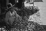 Market Scene, Peru