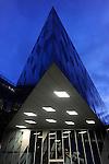 Manchester Spinningfields development - No 1 The Avenue - Emporio Armani store