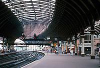 York: York Station, 1878.  Photo '87.