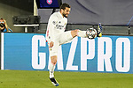 Real Madrid's Nacho Fernandez during UEFA Champions League Round of 16 2nd leg match. March 16,2021.(ALTERPHOTOS/Acero)