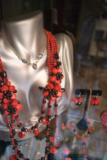 Jewelry, Sharm Shop, Rome, Italy