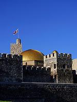 Festung Rabati in Achalziche, Samzche-Dschawacheti, Georgien, Europa<br /> Fortress Rabati in Achalziche, Samzche-Dschawacheti,  Georgia, Europe